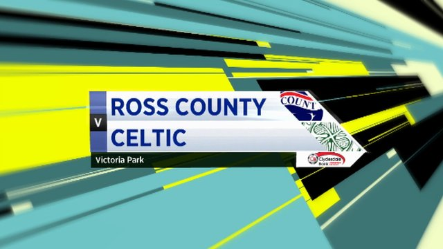 Highlights - Ross County 1-1 Celtic