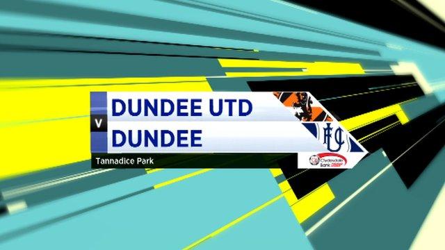 Highlights - Dundee Utd 3-0 Dundee