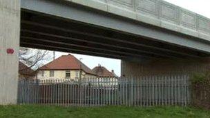 Llandudno bridge
