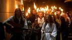 Torch lit parade to open Return of the Ring festival