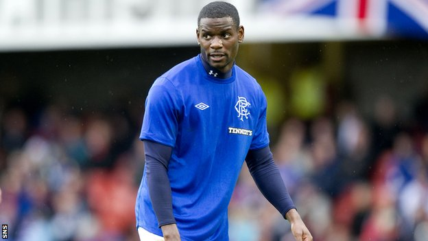 Maurice Edu has been with Rangers since 2008