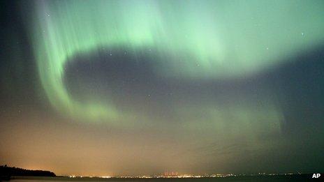 Aurora Borealis on Aurora Borealis