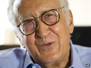 Lakhdar Brahimi said a mediator had to speak to anybody and everybody without influence or interest