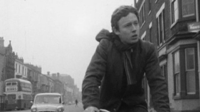 Tony Scott in  Boy and Bicycle.