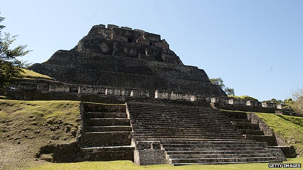 Xunantunich Mayan Temple