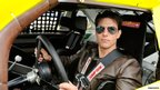 Tom Cruise is reunited with his Days of Thunder car in 2010
