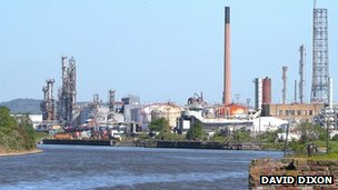 Stanlow Manufacturing Complex