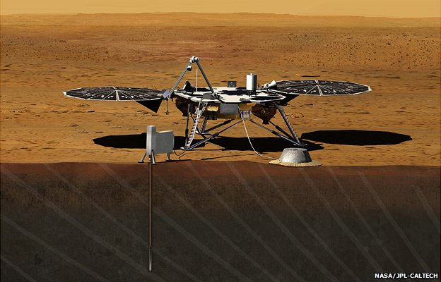 mars rover insight photos - photo #17