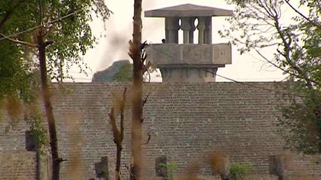 Jail where girl is being held on suspicion of blasphemy