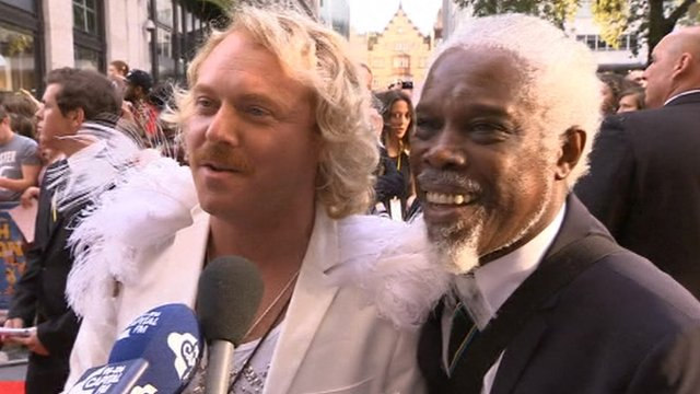 Keith Lemon and  Billy Ocean