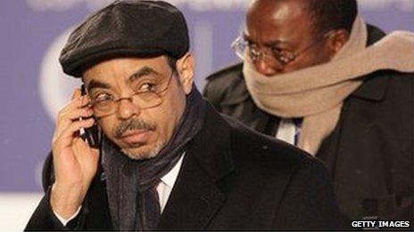Meles Zenawi (18 December 2009)