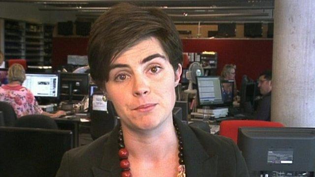 Economic Secretary to the treasury Chloe Smith