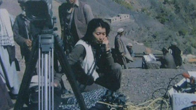 Japanese journalist, Mika Yamamoto
