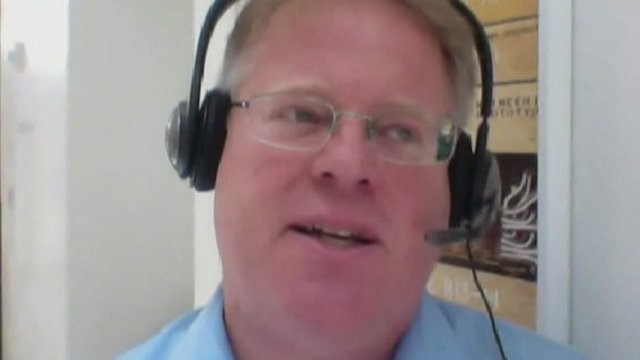 Tech blogger Robert Scoble