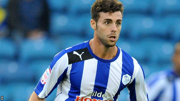 Sheffield Wednesday striker Rodri