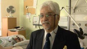 Prof Wagih el Masri