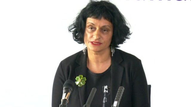 Saimo Chahal, the Nicklinson&#039;s solicitor