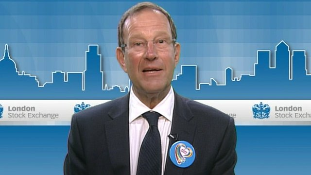 Chairman of Northern & Shell Richard Desmond