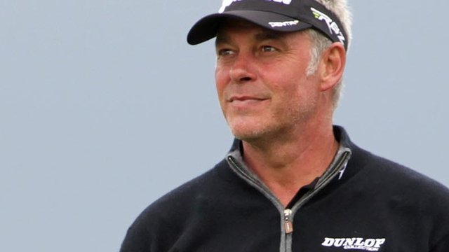 Darren Clarke 