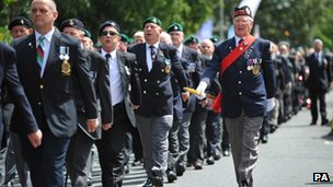 Armed Forces Day in Plymouth
