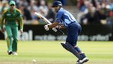 Ravi Bopara in action for Gloucestershire