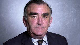 Michael Mates, former MP