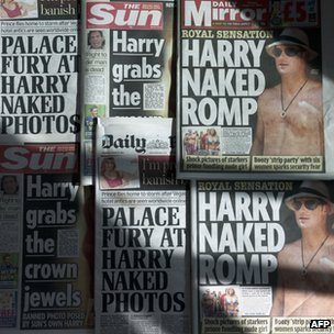 A selection of front pages from around the UK