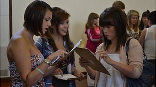 GCSE results: La Mare de Carteret Pupils