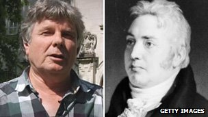 Professor Michael Bloor and Samuel Coleridge
