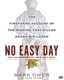 Book cover No Easy Day
