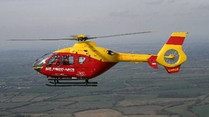 Thames Valley and Chiltern Air Ambulance