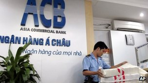 Asia Commercial Bank&#039;s Hanoi branch