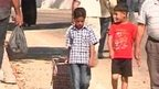 VIDEO: Syrian refugees soar due to violence