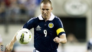 Kenny Miller has 60 Scotland caps
