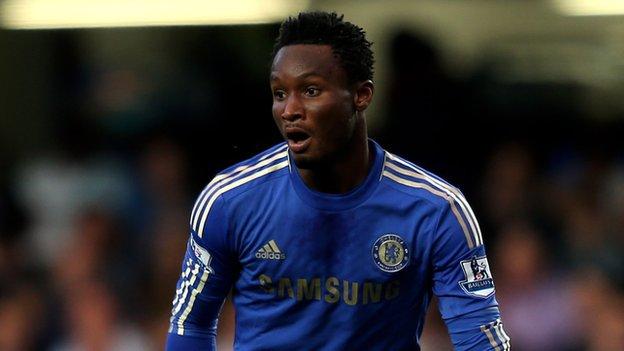 SoccerNet Nigeria: Mikel