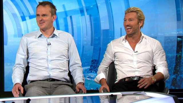 Dietmar Hamann and Robbie Savage