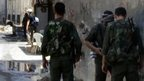 'Scores of bodies' found in Syria