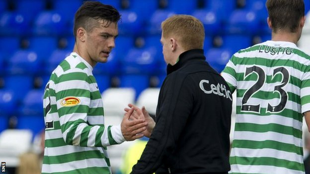 Tony Watt impressed Neil Lennon with his two goals against Inverness Caley Thistle