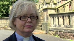 Reverend Leslie Carroll said the Parades Commission rulings should be obeyed
