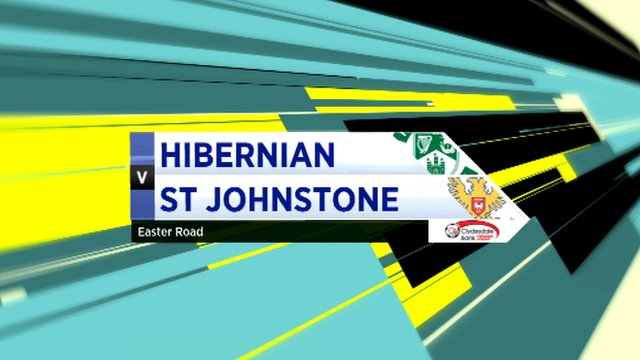 Highlights - Hibernian 2-0 St Johnstone