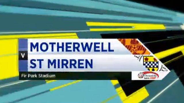 Motherwell v St Mirren
