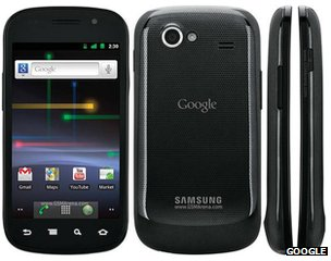 Samsung Galaxy Nexus S