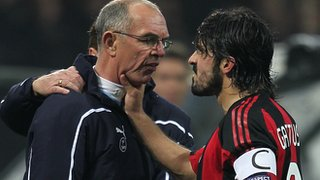 Joe Jordan (left) and Gennaro Gattuso