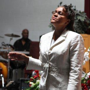 Pastor Adrienne Smith