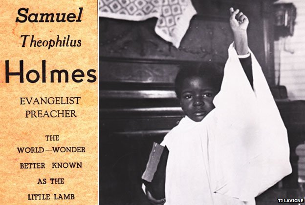 Samuel Theophilus Holmes