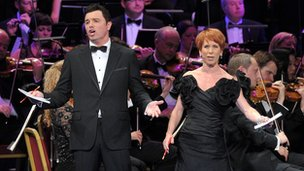 Seth MacFarlane and Anna-Jane Casey