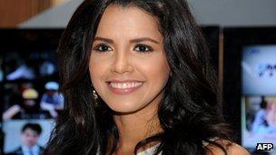Miss World 2011, Ivian Sarcos