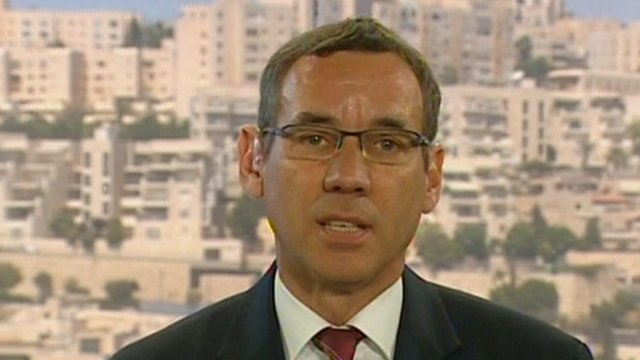 Mark Regev