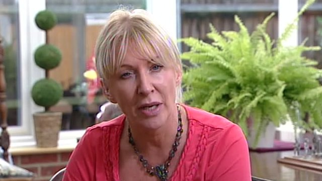 Mid Bedfordshire MP Nadine Dorries (Con)