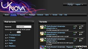 UKNova screenshot